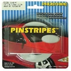 "Prostripe 1/4"" x 40' Solid Stripes Charcoal Metallic PRS-R21204"