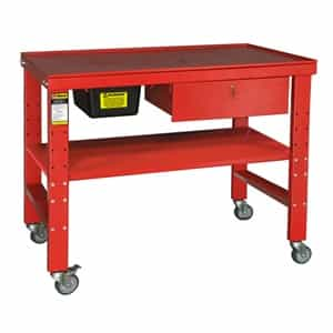 Ranger RWB-1TD Heavy-Duty Teardown Work Bench With Fluid Catch - P/N 5145336