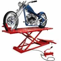 Ranger RML-1500XL Super Stretch Motorcycle Lift - ATV Portable - P/N 5150605