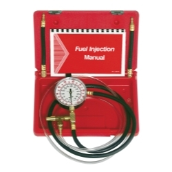 Star Products Fuel Injection Pressure Tester with Schrader Adapters STATU469