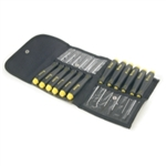 Titan 12 Piece Precision Pick and Screwdriver Set TIT17612