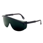 Uvex Astrospec 3000® Black Frame Safety Glasses with 5.0 Shade Lens - UVXS1112