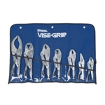 Vise Grip 7 Piece Locking Plier Set VGP757KB