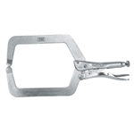 "Vise Grip The Original™ Locking C-Clamps with Regular TIps, 9"" with 4-1/2"" Jaw Capacity VGP9DR"