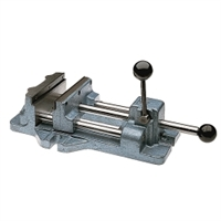 "Wilton Cam Action Drill Press Vise - 6"" Jaw Width, 6-3/16"" Jaw Opening, 1-13/16"" Jaw Depth WIL13402"