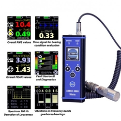 ADASH A4900 MP-PRO Vibration Meter/Analyzer/Data Collector