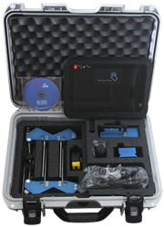 LABlue Wireless Laser Shaft Alignment Kit