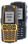 X.COM H201-Ex - Non-Incendive Cell Phone