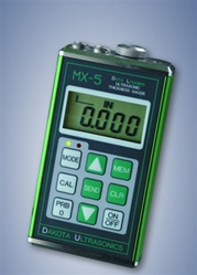 Check-Line MX-5 General Purpose Ultrasonic Thickness Gauge