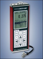 Check-Line TI-MMX-SDL Datalogging B-Scanning Ultrasonic Wall Thickness Gauge