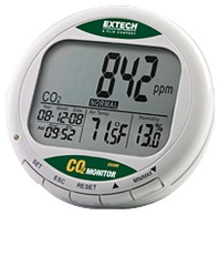 Extech-CO200 Desktop Indoor Air Quality CO2 Monitor