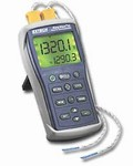 EA15 Datalogging Thermocouple Dual Input Thermometer with PC Interface