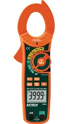 Extech MA640 600A True RMS AC Current Clamp Meter with Built-In Non-Contact Voltage Detector