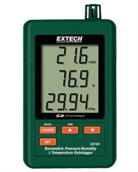 Barometric Pressure/Humidity/Temperature Datalogger