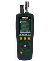Extech, VPC300 Video Particle Counter