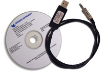 MON-6180-031, USB Programming Cable and PM Remote Software
