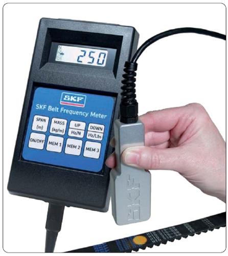 V Belt Tension Meter : Phl fm skf belt tension meter gauge