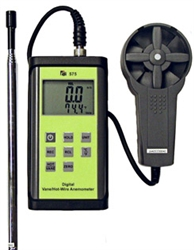 TPI-575C1 Combination Vane and Hot Wire Anemometer