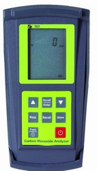 TPI-707C7 CO Analyzer HVAC-R Autoranging Digital Clamp and IR Printer