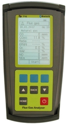 TPI-716NA740 Combustion Analyzer