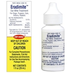 Eradimite Ear Mite Treatment, 29 ml