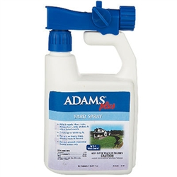 Adams Plus Yard Spray With Sprayer, 32 oz. (Quart)