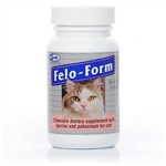Felo-Form Cat Vitamins, 50  Chewable Tablets