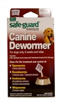 Safe-Guard (Fenbendazole 22.2%) Canine Wormer, 4 Grams