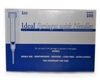 "Ideal Tuberculin Syringe 1 cc, 25 ga. x 5/8"", Regular Luer, 100/Box"