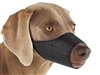 Quick-Release Nylon Dog Muzzle, Large