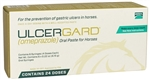 UlcerGard [Omeprazole 2.28 gm] Oral Paste Syringe, 6 Syringe Treatment Pack