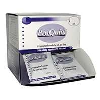 ProQuiet Calming Supplement For Cats & Dogs, Packet of  7 Chewable Tablets