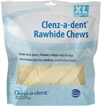 Enzymatic Rawhide Chews For Extra Large Dogs, 15 Chews