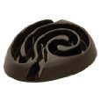 BUSTER DogMaze Food Dish - Black