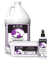 AOE Animal Odor Eliminator Refill, Gallon