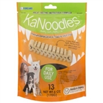 KaNoodles Premium Dental Chews & Treats - Medium Dogs, Pkg of 13