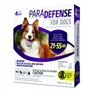 ParaDefense For Large Dogs 21-55 lbs, 4 pack
