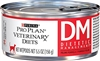 Purina DM Dietetic Management Feline Formula - Canned 24/5.5 oz