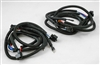 This is a new OEM Meyer Headlight Adapter Harness Kit 07103. This Adapter Harness is used with the Nite Saber Lights for a GMC, Chevy and Jeep. This Adapter Harness Kit is used with Headlight Bulb No. HB5 and H9007