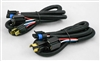 This is a new OEM Meyer Headlight Adapter Harness 07180. This Harness is used with the Nite Saber Lights for a Chevy, GMC, Ford or Dodge.