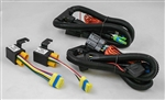 This is a new OEM Meyer GM Adapter Headlight Harness Kit 07333. This Kit is used with the Night Saber Lights for a 2007 and later Chevy X88 and GMC Z88, K1500/2500/3500 Series.