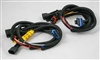 This is a new OEM Meyer Headlight Adapter Harness Kit 07353. This Adapter Harness is used with the Nite Saber Lights for a 2003 and up Toyota Tundra.