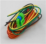 This is new OEM Meyer Cable Wires 07609 for Snow Plow Lights. There are Black, Green, Yellow, Orange, and Red Cable Wires included.