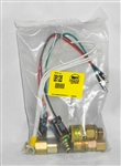 Meyer OEM Coupler and Adapter Kit 08128
