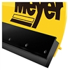 "This is a new OEM Meyer Rubber Cutting Edge 08187. This 6.5 ft. Rubber Cutting Edge fits two meter plows, has 3"" long slots for adjustment and comes with the mounting bolts & nuts."