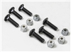 OEM Meyer Snow Plow Cutting Edge Bolt & Locknut Kit 08486.
