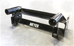 This new Meyer OEM Snow Plow Clevis Frame 11310 is used with the Meyer Mounting Carton #17092. This clevis frame fits 1987-1991 Ford F-250 & F-350 4 x 4 vehicles.