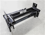 This new Meyer OEM Snow Plow Clevis Frame 11325 is used with the Meyer Mounting Carton #18056. This fits 1983-1993 Chevy and GMC S10 & S15 Series 4 x 4 vehicles.
