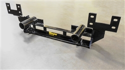 This new Meyer OEM Snow Plow Clevis Frame 11700 is used with the Meyer Mounting Carton #17115. This Meyer EZ Classic Clevis Frame fits 1999 and later Ford F-250 H.D. and F-350 Super Duty 4 x 2 vehicles.