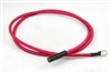 "Arctic Snow Plow  63"" Red Power Cable 1306120."